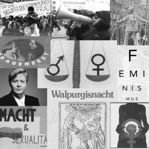 Cover Zweite Frauenbewegung